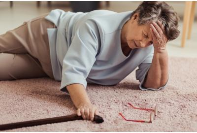I Fell... Now What?  Fall Prevention and Treatment