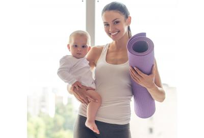 Postpartum Exercise: Is Your Body Ready and How to Start