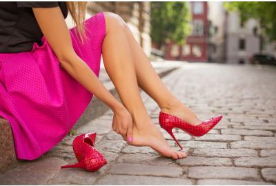 Six Ways to Relieve Pain from Wearing High Heels