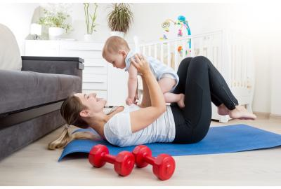 The Most Important Muscle to Exercise Postpartum: Your Pelvic Floor