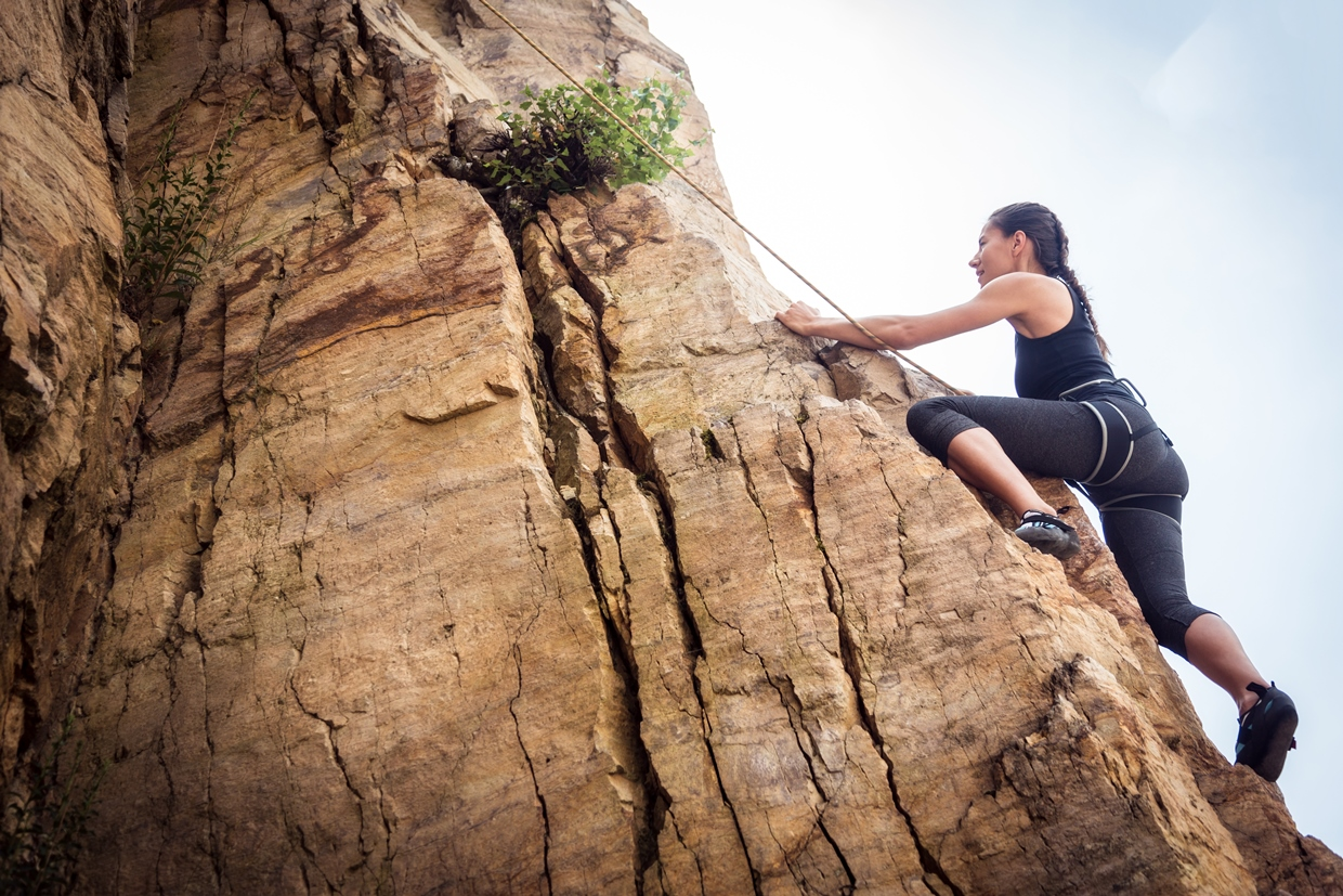 9 Exercises for a Complete Rock Climber's Workout