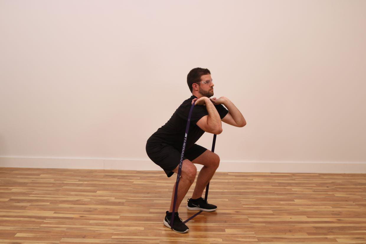 TheraBand High Resistance Band Exercises: Elevate Performance. Accelerate Recovery.