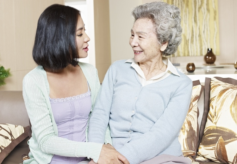 Being a Caregiver to Someone with Dementia