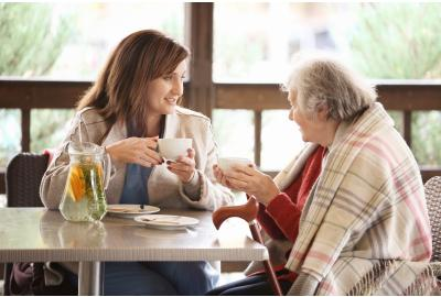 5 Self Care Tips for Caregivers