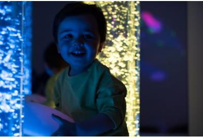 How to Create a Multi-Sensory Room:  The Full Experience