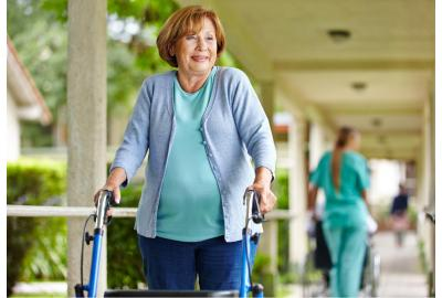 Fall Prevention for People With Huntington's Disease