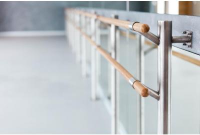 Try this 15-Minute At-Home Barre Workout!
