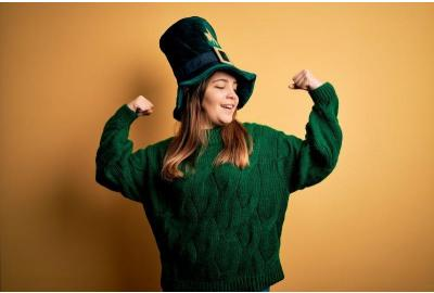 Go Green with Fitness & Rehab Products for St. Patrick's Day