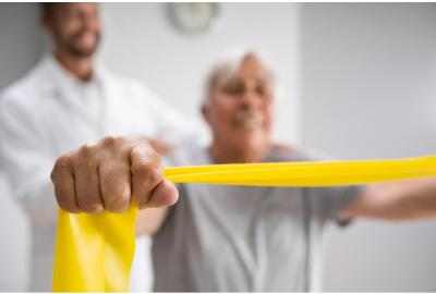 Rehab Exercises Post-Shoulder Replacement Surgery
