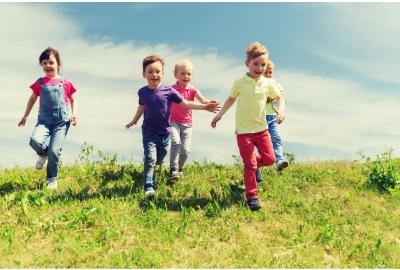 33 Fun Outdoor Games For Kids