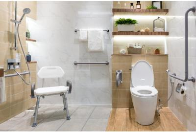 The Best Shower Chairs & Bath Benches for Seniors