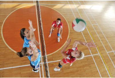 The Most Common Volleyball Injuries & How to Treat Them