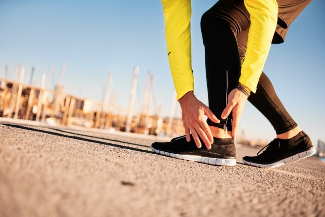 How to Recover from an Ankle Sprain