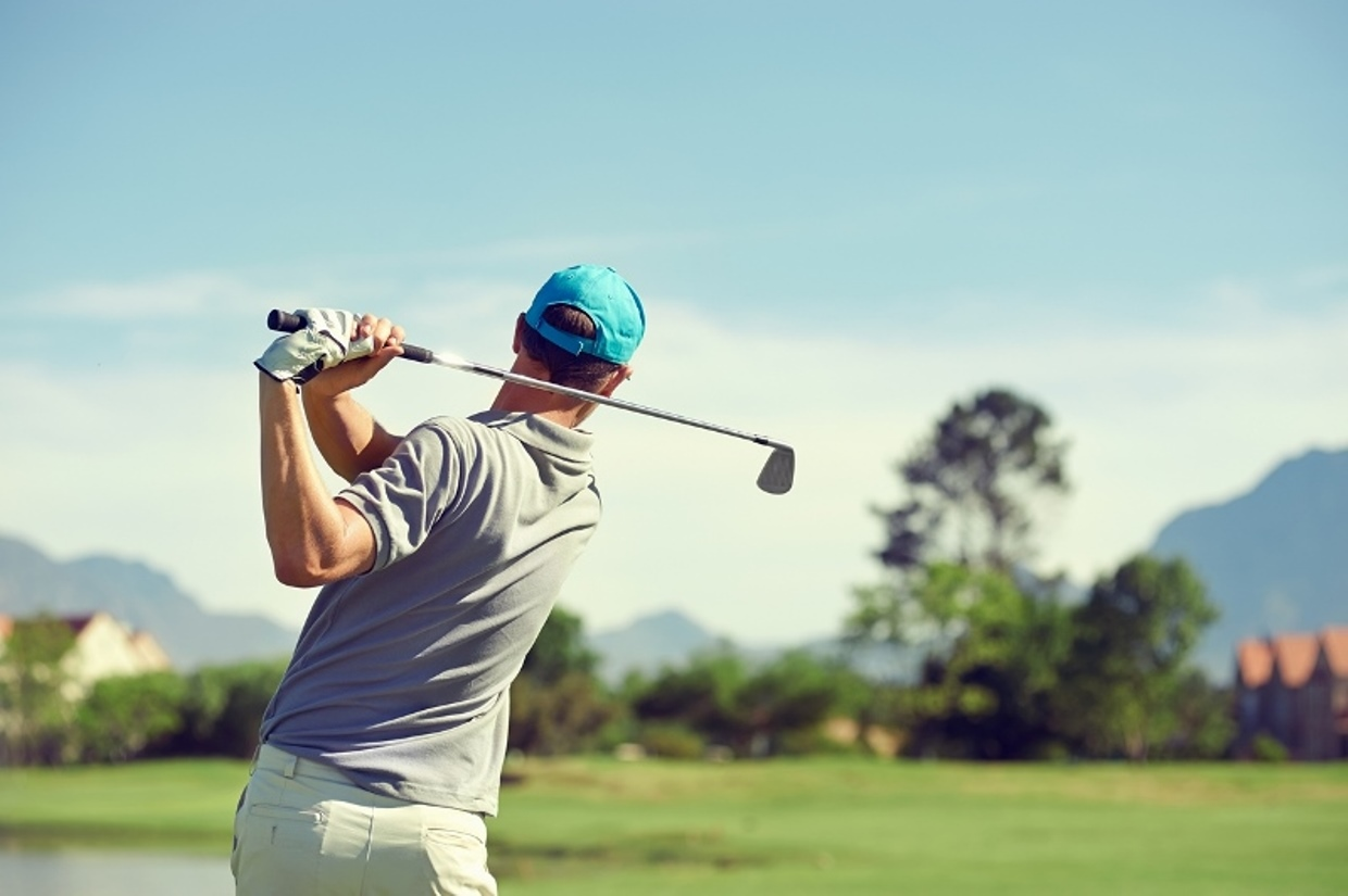 Improve Your Golf Swing With 5 Easy Exercises Performance