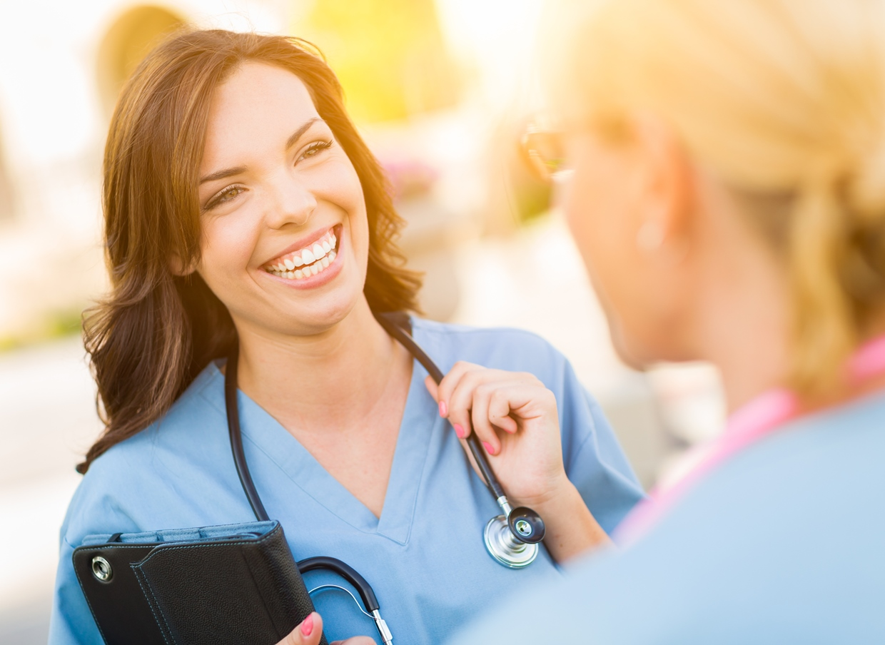 Self-Care for Nurses: At Work and At Home
