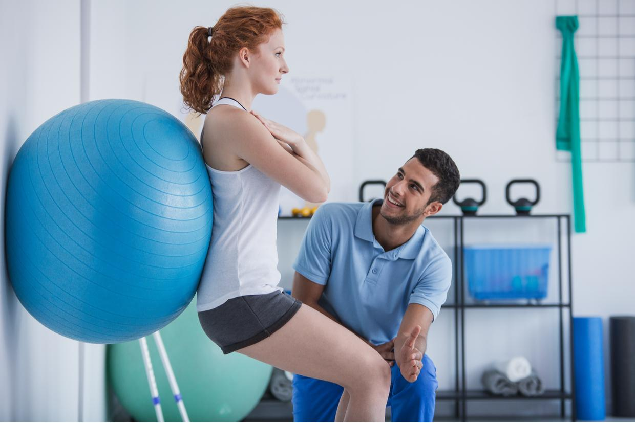 October is National Physical Therapy Month - Share the Benefits of PT!