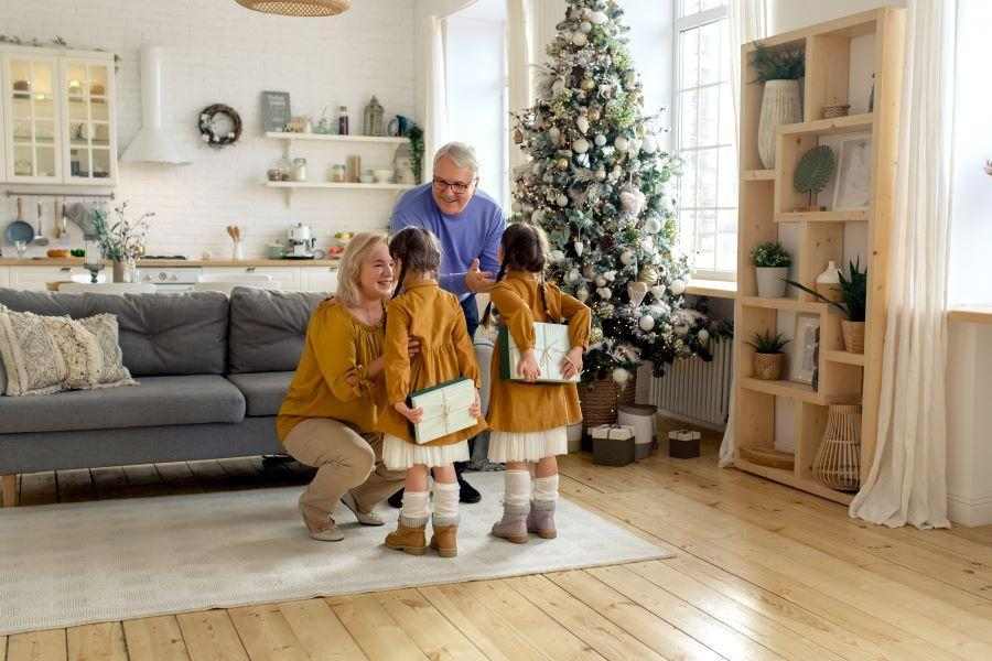 66 Useful Gifts for Grandparents: Holiday & Birthday Ideas
