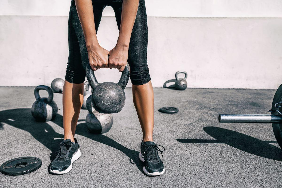 7 Kettlebell Exercises for a Total Body Workout