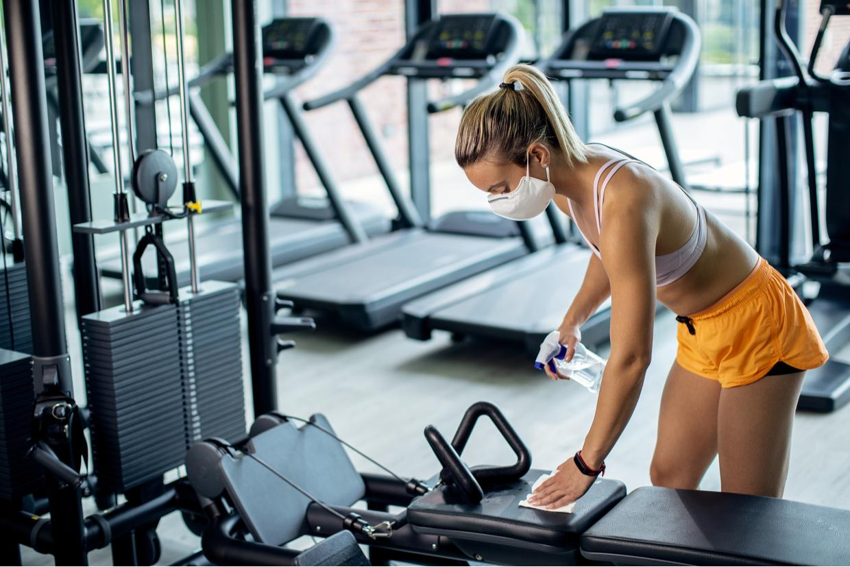 Returning to the Gym: Tips to Workout Safely During COVID-19