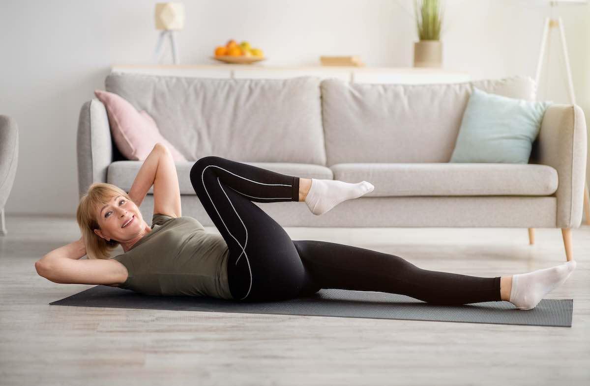 8 Pilates Exercises to Help Improve Senior Health