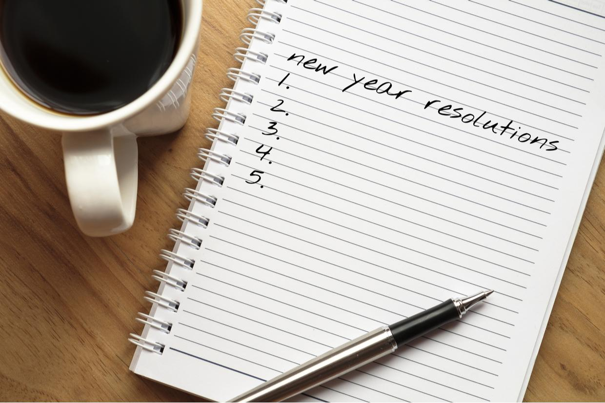 5 Tips to Help You Stick to Your New Year's Resolutions Later in the Year