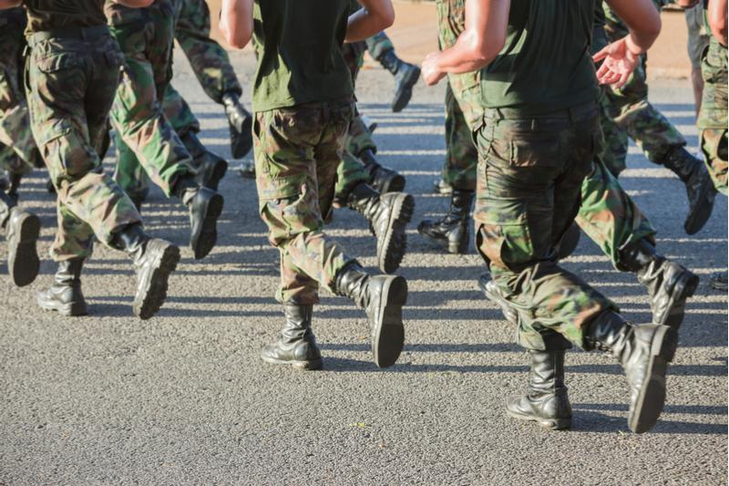 Exercises to Get Ready for the Army's APFT or ACFT