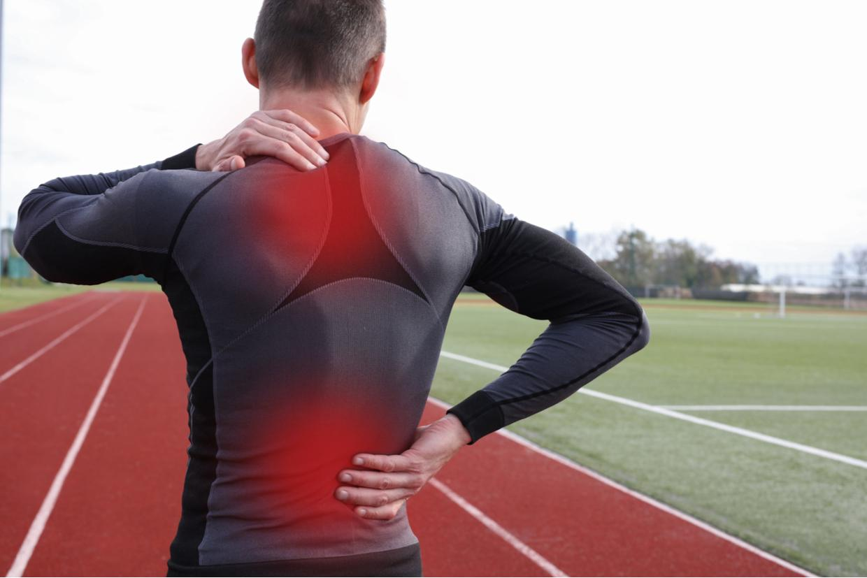 Relief from Back Pain...Without Opioids!