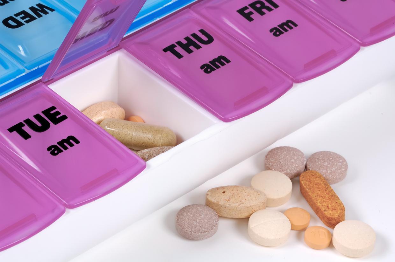 Medication Supplies: Pill Crushers, Splitters, & Organizers