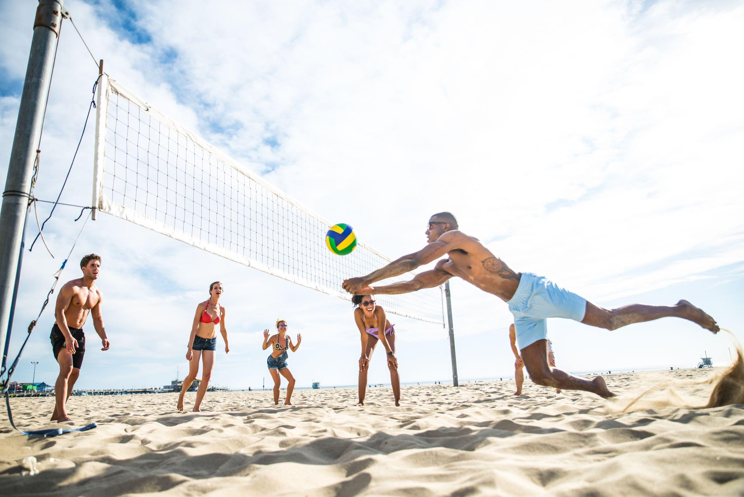 9 Exercises to Get You Ready for Volleyball Season