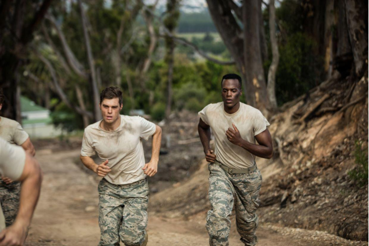 The Top 10 Fitness Exercises for Military Soldiers