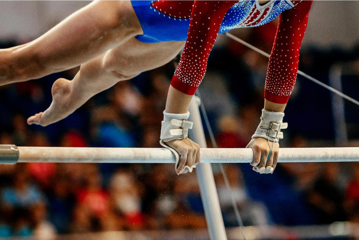 The Best Stretches & Exercises for Gymnasts