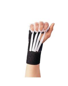 Composite Finger Flexion Loop Attachments
