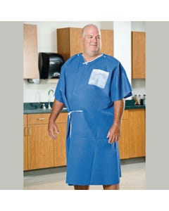 AmpleWear Unisex Gown