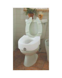 Maddak Premium Elevated Toilet Seat with Lock