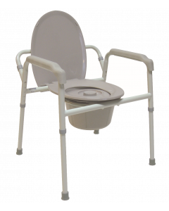 Tuffcare Three-In-One Commode