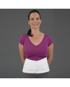 Rolyan Crisscross Controlled AM Lumbar Support with Anterior & Posterior Inserts