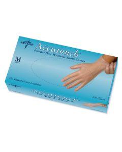Accutouch Powder-Free Vinyl Exam Gloves
