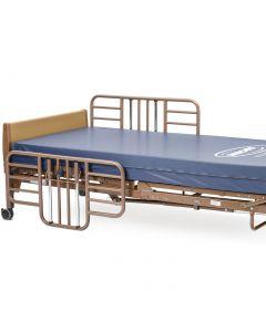 Invacare Reduced Gap Half Length Bed Rail