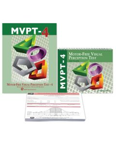 MVPT-4 Motor-Free Visual Perception Test Fourth Edition