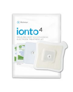 Ionto⁴  Iontophoresis Electrodes