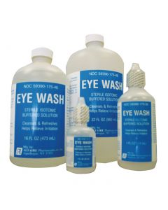 Irrigating Eye Wash