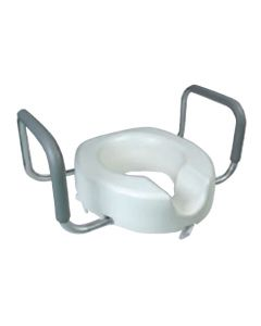 Homecraft Heavy Duty Locking Toilet Seat