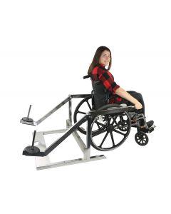 Rickshaw Rehab Exerciser