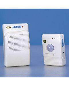 Wireless Wander Alarm System