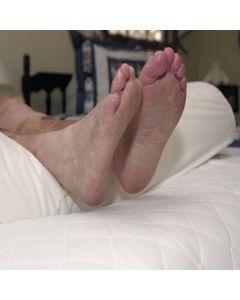 Conforming Comfort Arterial Heel Positioning Device