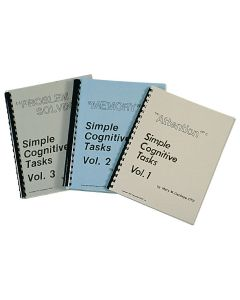 Cognitive Tasks Workbooks