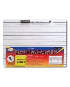Dry Erase Communication Board and Pens