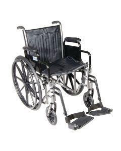Drive Silver Sport 2 Wheelchair