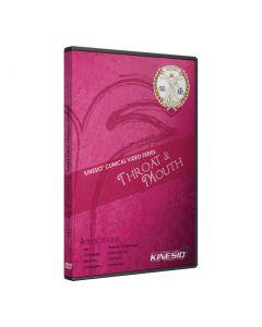 Kinesio Clinical Throat & Mouth DVD