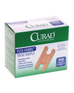 Curad  Fabric Knuckle Bandages